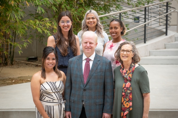 The 2021 Goodman Surgical Education Center Team at Stanford University School of Medicine