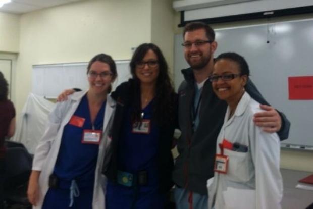 General Surgery Resident Leadership Challenge Winners