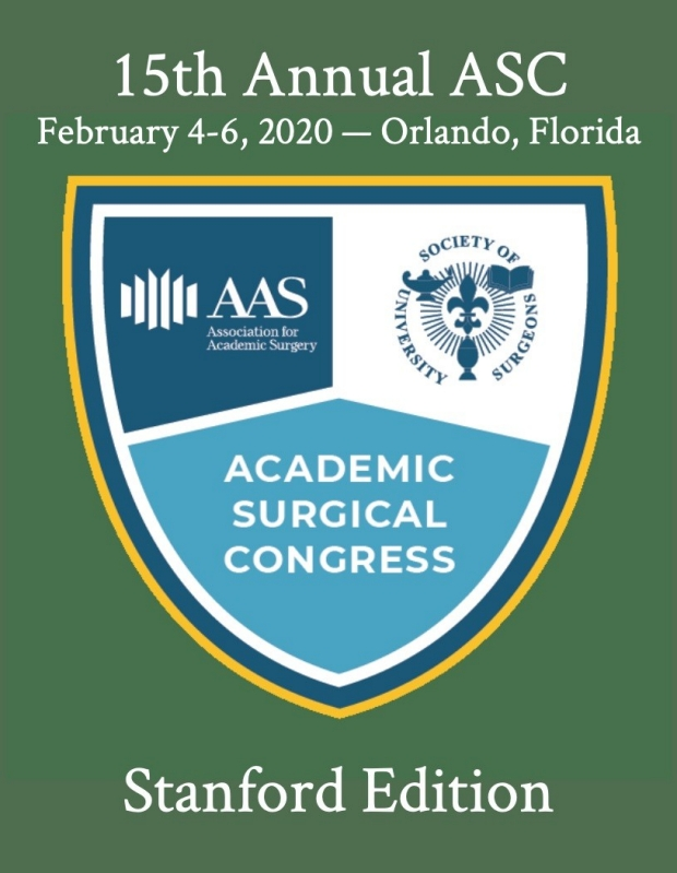 Association for Academic Surgery 2020
