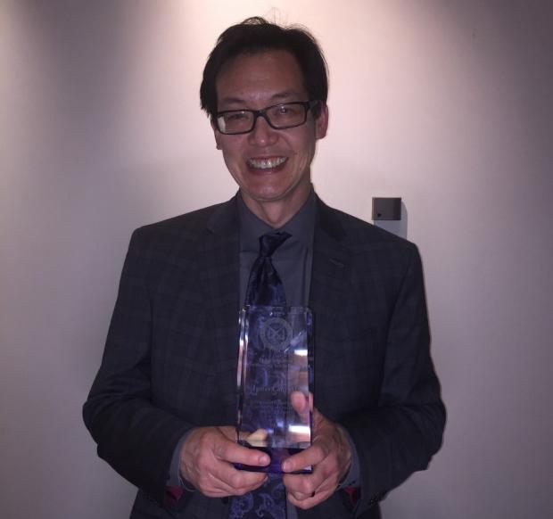 Jim Lau 2015 ASE Award Dinner