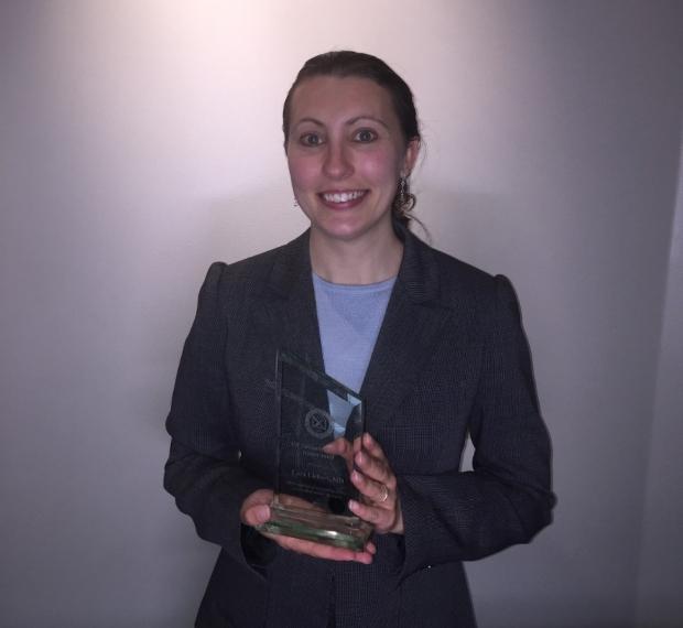 Cara Liebert 2015 ASE Award Dinner