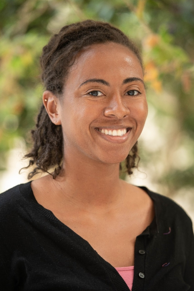 New GSEC Education Fellow, Tiffany Anderson