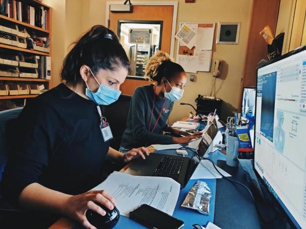 SurgEd Fellows: Ingrid Schmiederer and LaDonna Kearse