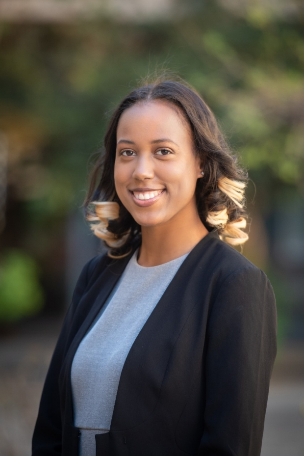 Tiffany Anderson, GSEC Education Fellow